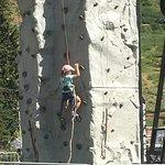 Little rock climber