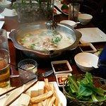 Hot Pot was excellent!