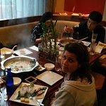 Nice family dinner!