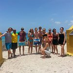 John (our personal guide) told us a lot about the history of the slaves on Bonaire