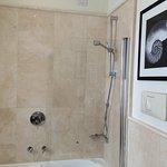 bathroom shower Palazzo Decumani