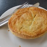 Fast and Fresh steak and kidney pie