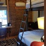 Foto de The Adventure Hotel