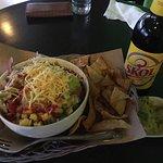 Burrito Bowl & Skol