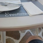 Photo de Ippokampos Beach Restaurant
