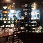In the restaurant 2
