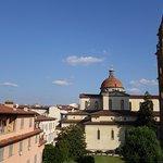 San Spirito from the Balcony