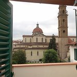Overlooking San Spirito from the Kitchen