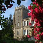 Chateau Capion and its garden