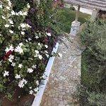 Jardin extérieur Dar Enesma