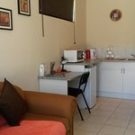Kitchenette Self catering room