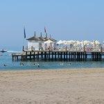 The hotel Pier