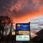 Foto de Comfort Inn Julie-Anna