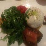 Caprese Salad Starter - Tavola, Seaside GA