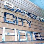 Photo de Bangkok City Hotel