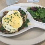 Fall Harvest Hash - The Egg & I, Riverview FL