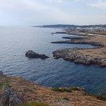 panorama verso Porto selvaggio