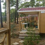 Foto de Camping Land'Island