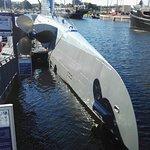 U-Boot Wilhelm Bauer Foto