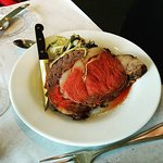 sea salt crusted prime rib
