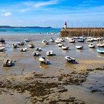 Le port d' Erquy situé à proximité du Cap Fréhel