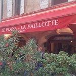 Le Plaza La Paillotte Foto
