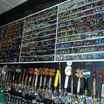 beer-o-plenty on tap