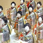 samurai dolls