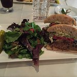 """Libbstacker"" Truffled Kobe Meatloaf Club"
