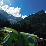 Camping Des Glaciers Photo