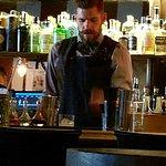 HandleBAR at the bar is Robert's