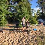 Rustic Campsite G