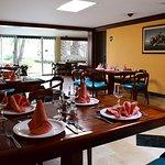 Salon Las Orquideas, un lugar acogedor y amplio para cualquier evento o reunión.