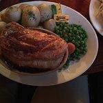 Amazing English style pub food