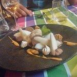 Photo de Carte Sur Table