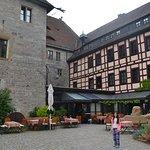 Hotel Burg Colmberg Foto