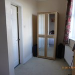 Plenty of storage space and good size ensuite