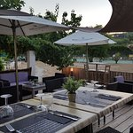 Restaurant Le Trois 2 - Terrasse