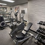 Fitness Center at the Courtyard Rye