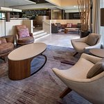 Comfortable Lobby Lounges