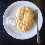 Parashky (?) - fruit filled pastry