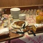 Parte della colazione