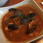 The absolutely delicious Cioppino appie!
