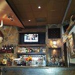 Bar area with tv nice bar