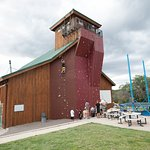 Recreation Barn - Climbing Wall - Zip Line