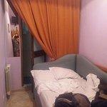 Double room - really tiny