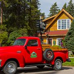 Alpine Village's Ol Red Chevy