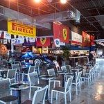 Dining Room - Garage Grill