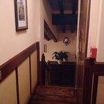 couloir hotel