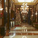 Christmastime at the Avalon Hotel New York